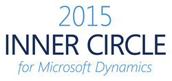 SBS Group 2015 Inner Circle Microsoft Dynamics