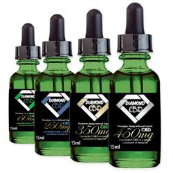Diamond CBD Hemp Oil