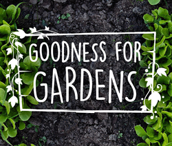 Just BARE Goodness for Gardens Donation Program