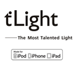 "Apple-certified ""Made for iPod,  iPhone and iPad"" LED desk lights"