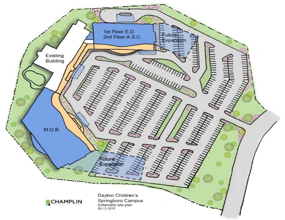 Multimillion Dollar Expansion Plans Announced for Dayton ...