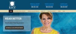 Alamo ENT Associates website