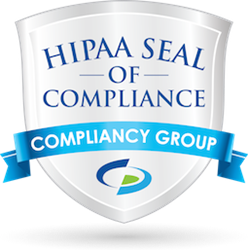 Compliancy Group Seal of Compliance