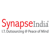 SynapseIndia, Software Development Services India, Website development india, eCommerce development services.
