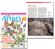 Linda Gross Brown's Paintings Are Featured in the Pages of Magazines This Summer – in the U.S. and Abroad - in Addition to Her Other Spring/Summer Accomplishments.