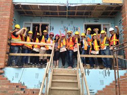 Jonas Premier Construction Software at Habitat for Humanity