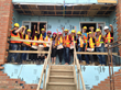The Jonas Premier Team Lends a Helping Hand to Habitat for Humanity