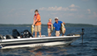 FIshing on Louisiana's Toledo Bend Lake, voted America's top bass fishing lake