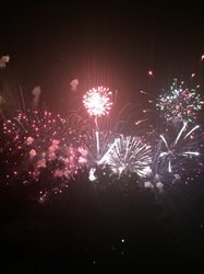 Hamilton Honda sponsored the recent Hamilton Township Independence Day Fireworks and Concert