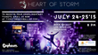 Heart of Storm Rock Ballet Production to Support Jay Nolan Community Services