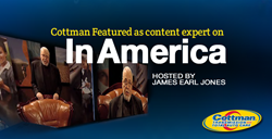 Cottman featured as content provider for In America segment