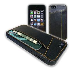 iPhone 5 Slim Leather Case