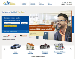 Compare auto insurance rates at aisinsurance.com.