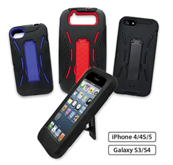 Slim Tough Case for iPhone 5 & 5S