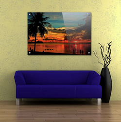 Sunrise Hitek Introduces Gallery Quality Printing on Acrylic