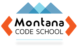 Montana Code School Logo