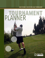 "The front cover of ""How to Run a Successful Golf Tournament."