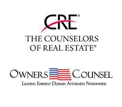 Kelo v. New London: The Grasping Hand and Its Legacy webinar hosted by the Counselors of Real Estate and Owners' Counsel of America will take place July 23, 2015.