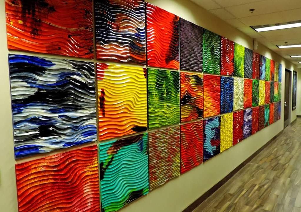 introducing textures 3d art wall panels. Black Bedroom Furniture Sets. Home Design Ideas