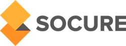 Socure logo and text
