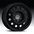 U.S. Wheel 62 Series Black OEM Winter Replacement Wheel