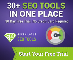 Green Lotus SEO Tools
