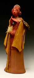 Sorrel Sky Hosts Brunch and Reception with Native American Sculptor Pablita Abeyta