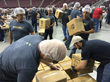 Stop Hunger Now Partners with The Hershey Company to Package 255,744 Meals - More than 700 employee volunteers join the movement to end world hunger