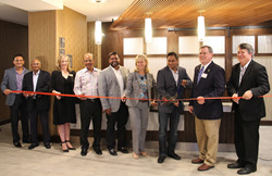 New Homewood Suites in Gaithersburg Ribbon Cutting