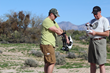 The Rapid Imaging Software team compatibility testing with DJI Inspire