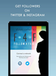 "New No-Cost App ""Follow4Fame"" by Azure Group is the Most Effective Way to Add Instagram and Twitter Followers -- One Fun Swipe at a Time"