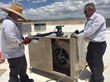 Installation of two commercial cooling systems