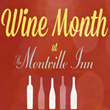 July is wine month at the Montville Inn