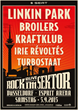"""The North America Office of Duesseldorf Tourism and Duesseldorf Airport announce: New Annual Rock Festival """"Rock im Sektor"""" Premieres in Duesseldorf on September 5, 2015"""
