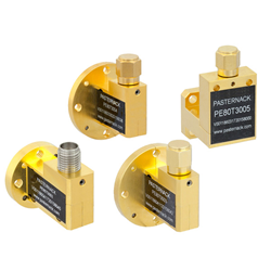 New Waveguide Detectors Covering Frequency Ranges from 26.5 to 110 GHz Released by Pasternack