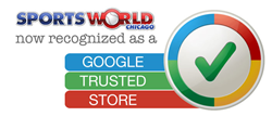 Sports World Chicago is now an Official Google Trused Store