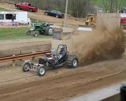 4WD Bull Run Raceway Bestop Jeep Wrangler bumpers