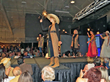 The Western Design Conference Fashion Show brings a variety of cowboy couture collections to the runway in this signature event of the Jackson Hole Fall Arts Festival.
