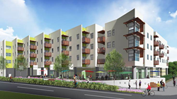 Sacramento's West Gateway Place, a mixed-use, transit-oriented workforce housing property, is recipient of $2.6 million cap-and-trade funds for co-development by Jamboree Housing Corporation & West Sacramento Housing Development Corporation.