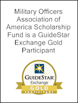 MOAA Scholarship Fund Recognized by the GuideStar Exchange