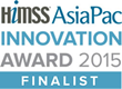 Winscribe Head Up List Of Finalists At HIMSS 2015 AsiaPac Innovation Awards