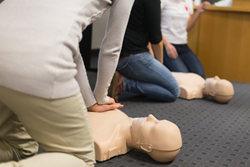 CPR AED Class, CPR training, NYC cpr class