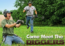 Come meet the Diggers!