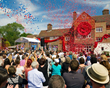 SCIENTOLOGISTS FROM THROUGHOUT THE UNITED KINGDOM traveled to East Grinstead to be on hand for the historic dedication of the Ideal Continental Liaison Office for the UK.
