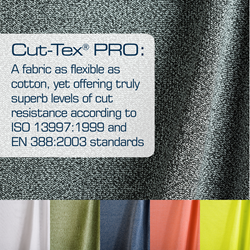 Cut-Tex PRO Cut Resistant Fabric