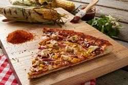 Sbarro BBQ Chicken Pizza