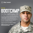 Blue Water Brings Coding into BOOTCAMP-On the road to you, 2.0