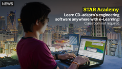 CD-adapco's STAR Academy Accelerates Multidisciplinary Simulation Learning Curve