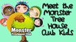 Monster Treehouse Club Reading Program Engages Children with Personalized Letters, Books and More