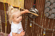 Cali Bamboo Collaborates with Alexa's PLAYC at Rady Children's to Build Bamboo Sensory Wall